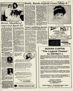 New Braunfels Herald Zeitung, May 12, 1991, Page 19