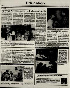 New Braunfels Herald Zeitung, January 13, 1993, Page 16