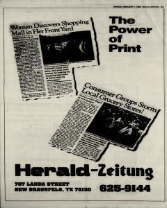 New Braunfels Herald Zeitung, February 07, 1993, Page 8