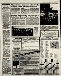 New Braunfels Herald Zeitung, May 09, 1993, Page 3