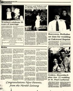 New Braunfels Herald Zeitung, January 02, 1994, Page 11