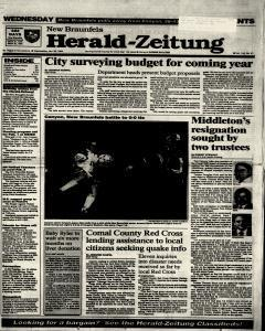 New Braunfels Herald Zeitung, January 26, 1994, Page 1