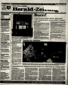 New Braunfels Herald Zeitung, February 01, 1994, Page 1