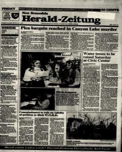 New Braunfels Herald Zeitung, February 04, 1994, Page 1