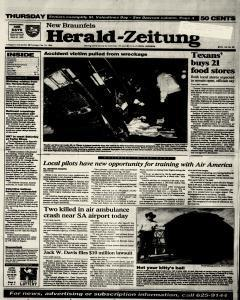 New Braunfels Herald Zeitung, February 10, 1994, Page 1