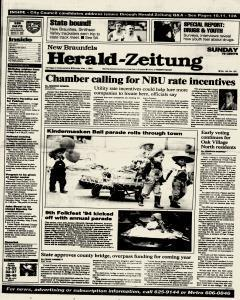 New Braunfels Herald Zeitung, May 01, 1994, Page 1