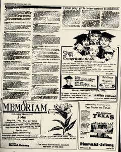 New Braunfels Herald Zeitung, May 12, 1994, Page 8