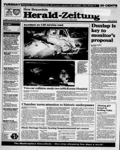 New Braunfels Herald Zeitung, January 17, 1995, Page 1
