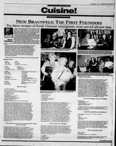 New Braunfels Herald Zeitung, January 18, 1995, Page 11