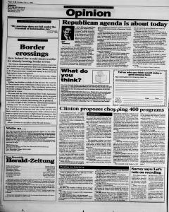 New Braunfels Herald Zeitung, February 05, 1995, Page 4
