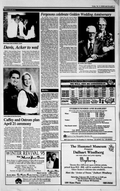 New Braunfels Herald Zeitung, February 19, 1995, Page 15
