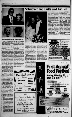 New Braunfels Herald Zeitung, February 19, 1995, Page 16