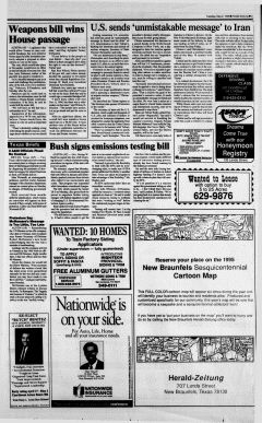 New Braunfels Herald Zeitung, May 02, 1995, Page 3