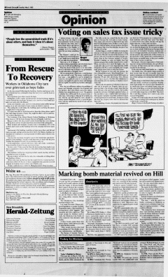 New Braunfels Herald Zeitung, May 02, 1995, Page 4