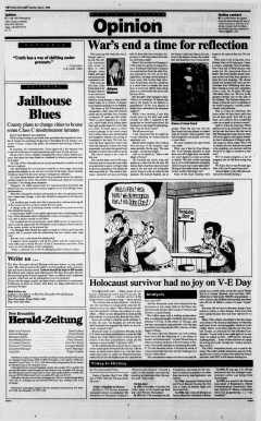 New Braunfels Herald Zeitung, May 09, 1995, Page 4