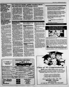 New Braunfels Herald Zeitung, May 14, 1995, Page 13