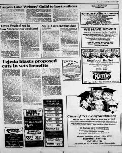 New Braunfels Herald Zeitung, May 19, 1995, Page 3