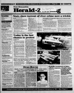 New Braunfels Herald Zeitung, May 31, 1995, Page 1