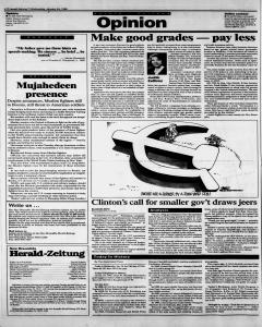 New Braunfels Herald Zeitung, January 24, 1996, Page 4