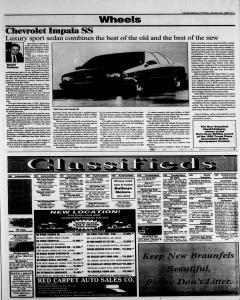 New Braunfels Herald Zeitung, January 26, 1996, Page 11