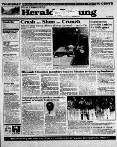New Braunfels Herald Zeitung, February 01, 1996, Page 1