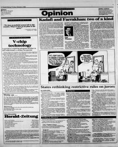 New Braunfels Herald Zeitung, February 02, 1996, Page 4