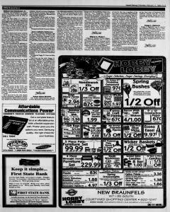 New Braunfels Herald Zeitung, February 11, 1996, Page 3