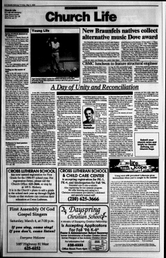 New Braunfels Herald Zeitung, May 03, 1996, Page 8