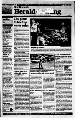 New Braunfels Herald Zeitung, May 22, 1996, Page 1