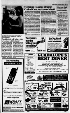 New Braunfels Herald Zeitung, May 22, 1996, Page 3