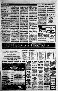 New Braunfels Herald Zeitung, May 22, 1996, Page 16