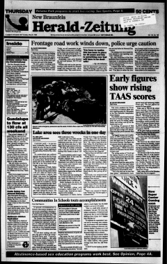 New Braunfels Herald Zeitung, May 23, 1996, Page 1