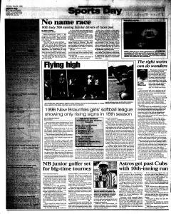 New Braunfels Herald Zeitung, May 26, 1996, Page 15