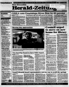 New Braunfels Herald Zeitung, May 30, 1996, Page 1
