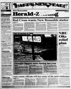 New Braunfels Herald Zeitung, January 01, 1997, Page 1
