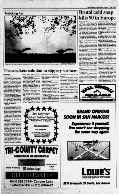 New Braunfels Herald Zeitung, January 01, 1997, Page 9