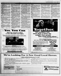 New Braunfels Herald Zeitung, January 05, 1997, Page 15
