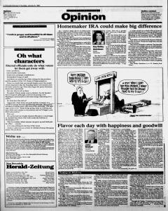 New Braunfels Herald Zeitung, January 09, 1997, Page 4