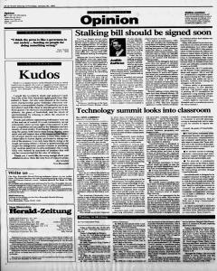 New Braunfels Herald Zeitung, January 30, 1997, Page 4