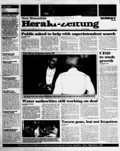 New Braunfels Herald Zeitung, February 02, 1997, Page 1
