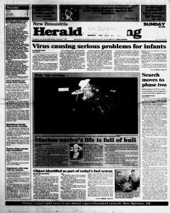 New Braunfels Herald Zeitung, February 09, 1997, Page 1