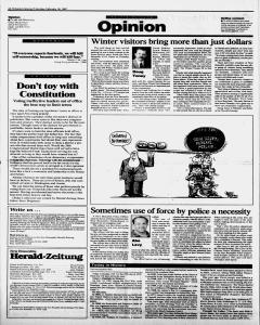 New Braunfels Herald Zeitung, February 16, 1997, Page 4