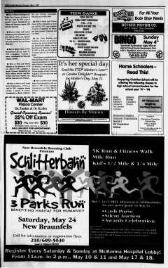 New Braunfels Herald Zeitung, May 04, 1997, Page 9