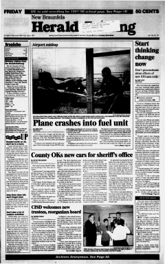 New Braunfels Herald Zeitung, May 09, 1997, Page 1