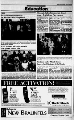 New Braunfels Herald Zeitung, May 09, 1997, Page 5