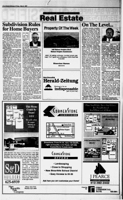 New Braunfels Herald Zeitung, May 09, 1997, Page 13