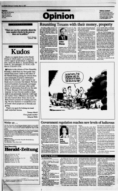 New Braunfels Herald Zeitung, May 13, 1997, Page 4
