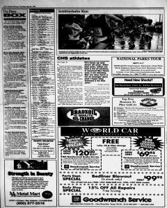 New Braunfels Herald Zeitung, May 25, 1997, Page 16