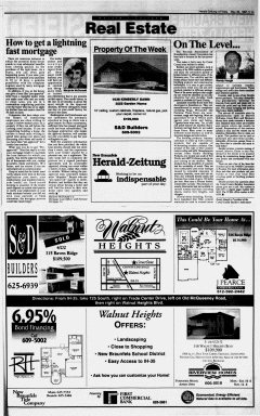 New Braunfels Herald Zeitung, May 30, 1997, Page 15