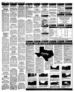 New Braunfels Herald Zeitung, January 03, 1999, Page 21